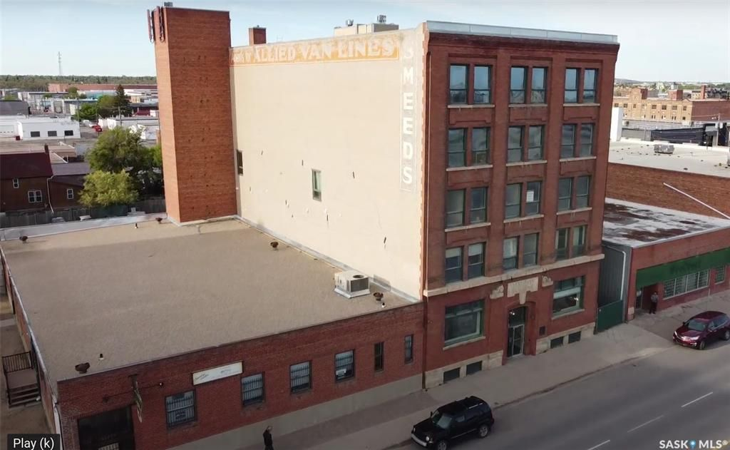 Main Photo: 101 2128 Dewdney Avenue in Regina: Warehouse District Residential for sale : MLS®# SK857037