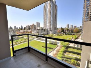 """Photo 10: 602 7178 COLLIER Street in Burnaby: Highgate Condo for sale in """"ARCADIA AT HIGHGATE VILLAGE"""" (Burnaby South)  : MLS®# V847472"""