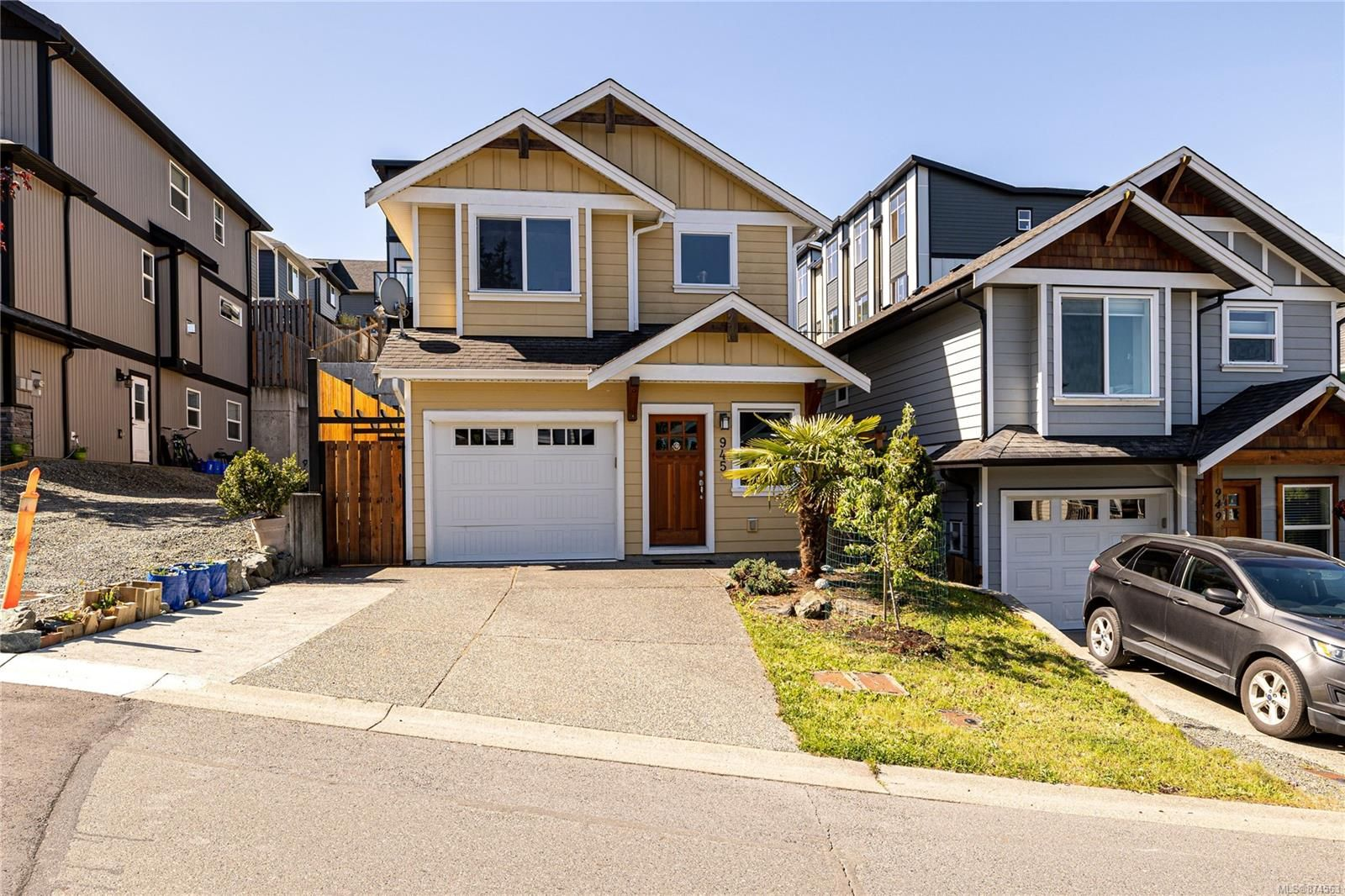Main Photo: 945 Tayberry Terr in : La Happy Valley House for sale (Langford)  : MLS®# 874563