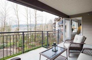 "Photo 20: 322 700 KLAHANIE Drive in Port Moody: Port Moody Centre Condo for sale in ""Boardwalk at Klahanie"" : MLS®# R2439001"