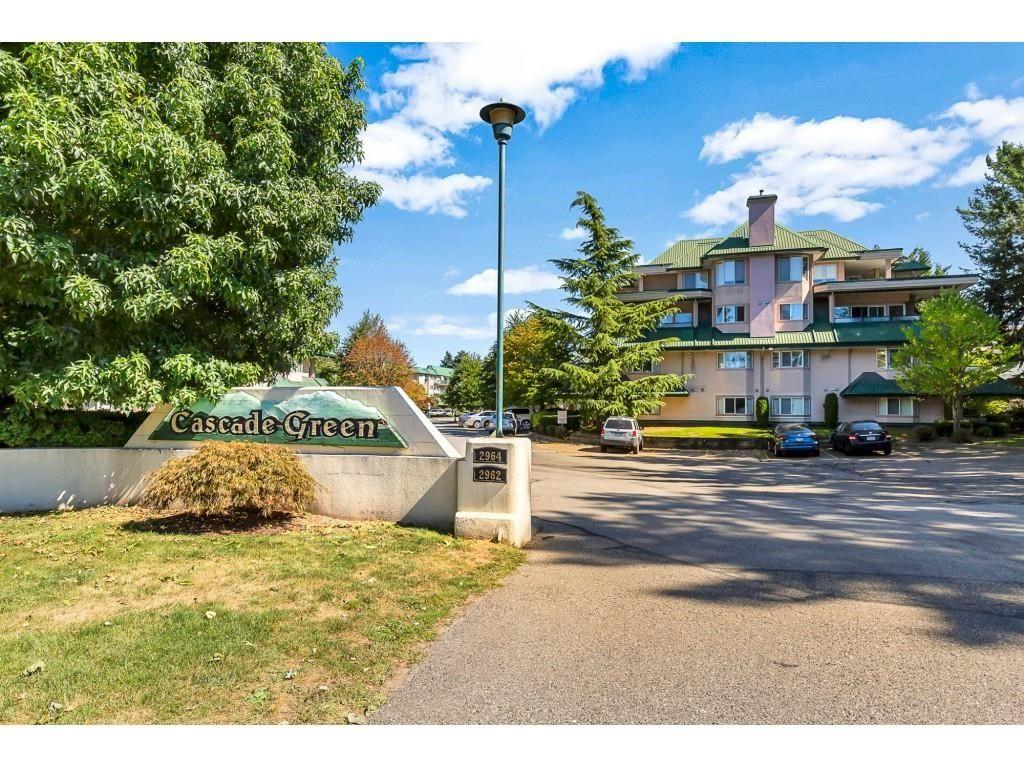 "Main Photo: 416 2962 TRETHEWEY Street in Abbotsford: Abbotsford West Condo for sale in ""Cascade Green"" : MLS®# R2597418"
