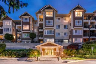 "Photo 1: 211 19677 MEADOW GARDENS Way in Pitt Meadows: North Meadows PI Condo for sale in ""The Fairways"" : MLS®# R2271706"