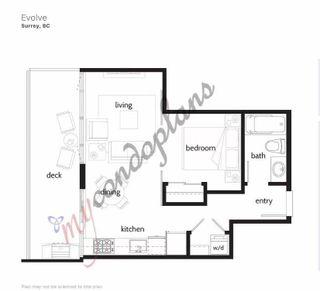 Photo 15: 1110 13308 CENTRAL Avenue in Surrey: Whalley Condo for sale (North Surrey)  : MLS®# R2603208