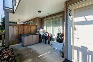 """Photo 23: 80 8250 209B Street in Langley: Willoughby Heights Townhouse for sale in """"Outlook"""" : MLS®# R2530927"""