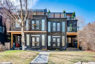 Photo 2: 4123 17 Street SW in Calgary: Altadore Semi Detached for sale : MLS®# A1100990