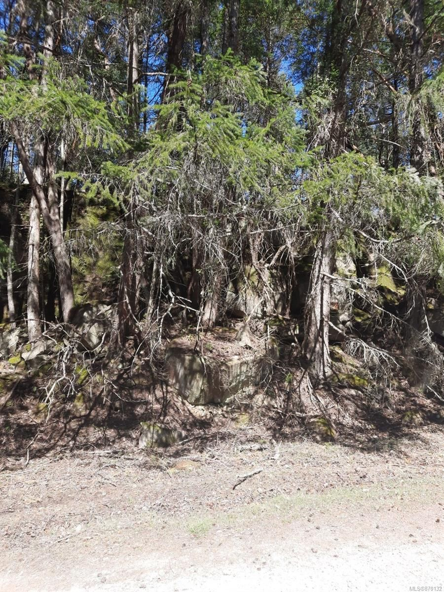 Main Photo: Lot 163 Halibut Hill Rd in : Isl Mudge Island Land for sale (Islands)  : MLS®# 870132
