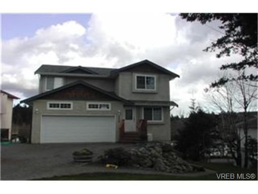 Main Photo: 233 Stellar Crt in VICTORIA: La Florence Lake House for sale (Langford)  : MLS®# 331471