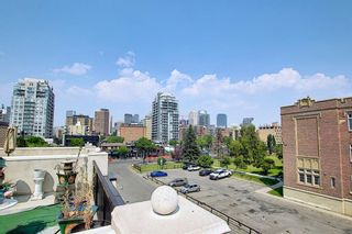 Photo 46: 1715 College Lane SW in Calgary: Lower Mount Royal Row/Townhouse for sale : MLS®# A1134459