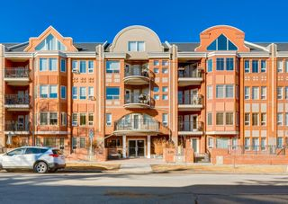 Main Photo: 206 838 19 Avenue SW in Calgary: Lower Mount Royal Apartment for sale : MLS®# A1083652