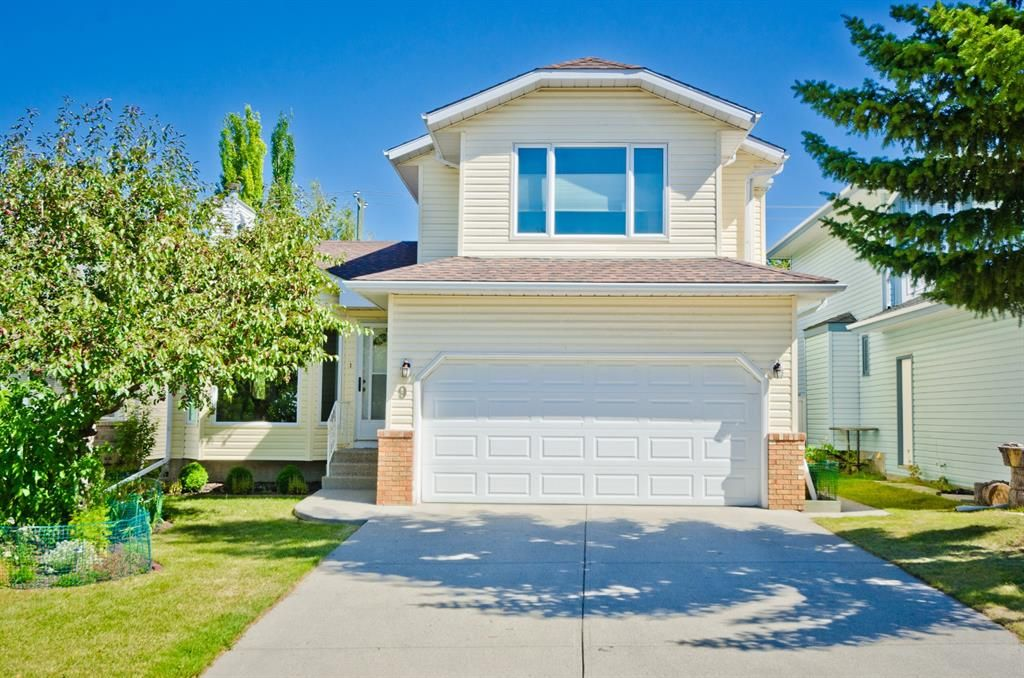 Main Photo: 9 Macewan Ridge Place NW in Calgary: MacEwan Glen Detached for sale : MLS®# A1070062