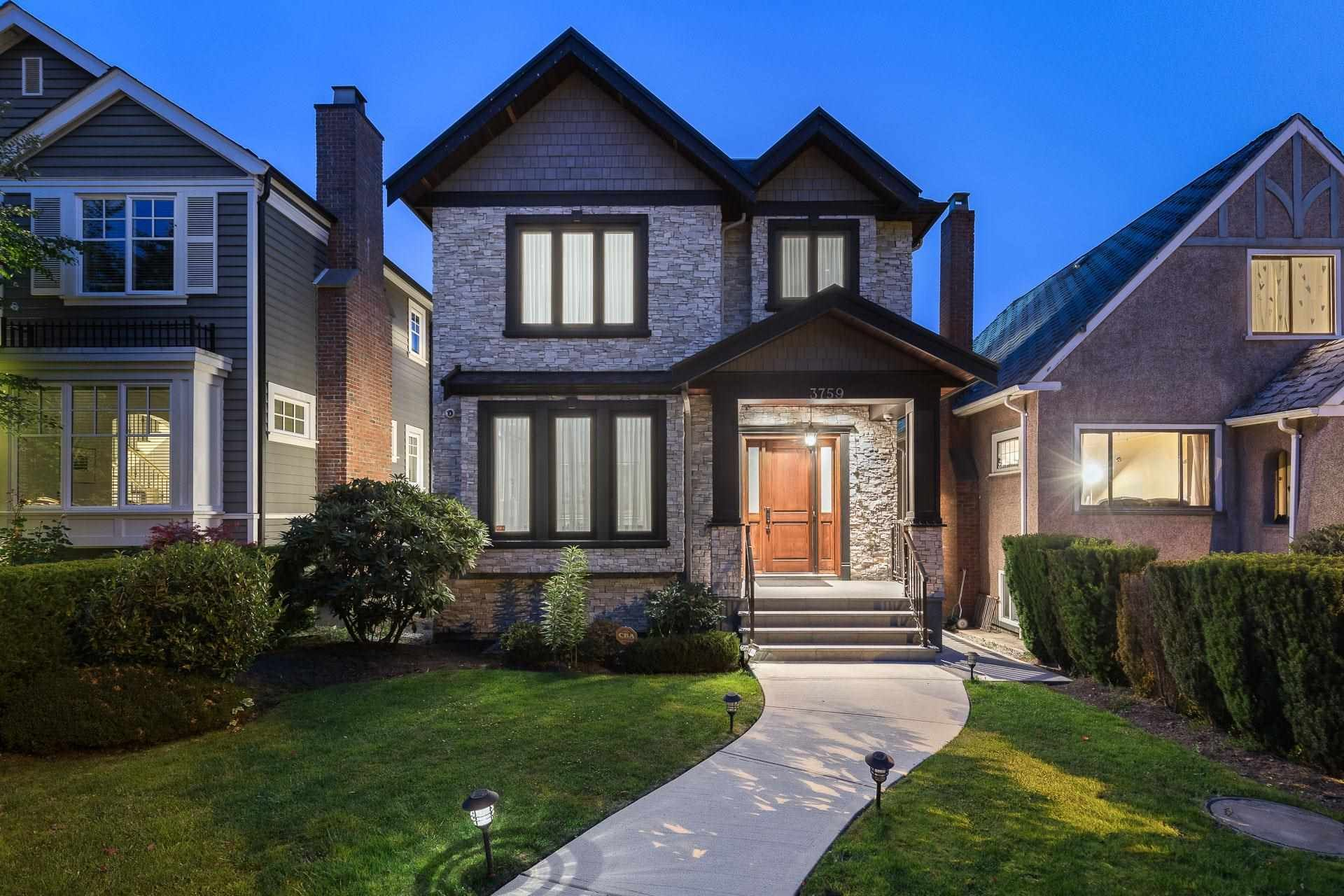 Main Photo: 3759 W 20 Avenue in Vancouver: Dunbar House for sale (Vancouver West)  : MLS®# R2625102