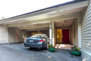 """Photo 2: 9 4957 MARINE Drive in West Vancouver: Olde Caulfeild Townhouse for sale in """"CAULFEILD COVE"""" : MLS®# R2249440"""