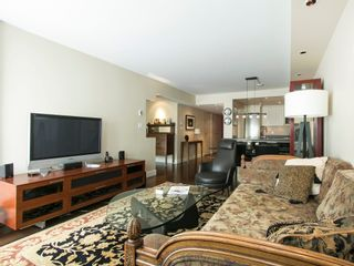 """Photo 10: 203 1477 FOUNTAIN Way in Vancouver: False Creek Condo for sale in """"FOUNTAIN TERRACE"""" (Vancouver West)  : MLS®# V1142594"""