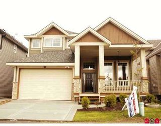 Photo 1: 20963 84TH Avenue in Langley: Willoughby Heights House for sale : MLS®# F2724248