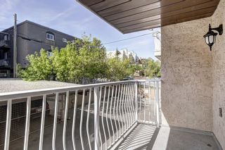 Photo 22: 107 835 19 Avenue SW in Calgary: Lower Mount Royal Condo for sale : MLS®# C4117697