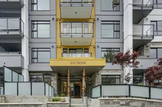 Photo 2: 603 1519 CROWN STREET in North Vancouver: Lynnmour Condo for sale : MLS®# R2501732