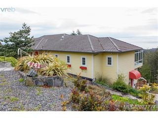 Photo 1: 4741 Lisandra Rd in VICTORIA: Me Kangaroo House for sale (Metchosin)  : MLS®# 758164