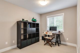 """Photo 16: 119 3333 DEWDNEY TRUNK Road in Port Moody: Port Moody Centre Townhouse for sale in """"CENTRE POINT"""" : MLS®# R2408387"""