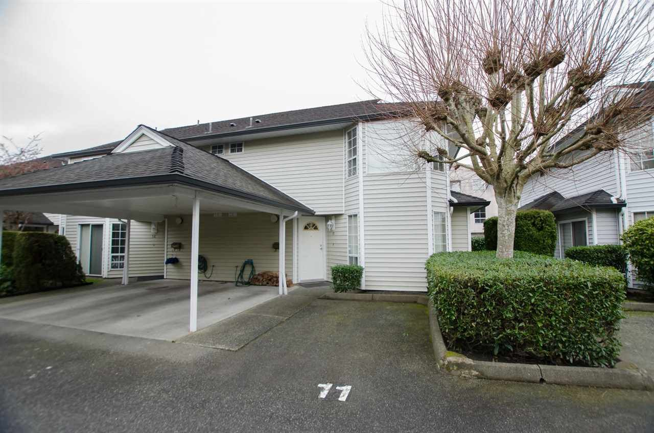 """Main Photo: 11 7360 MINORU Boulevard in Richmond: Brighouse South Townhouse for sale in """"RIDGECREST"""" : MLS®# R2444133"""