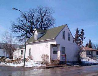 Photo 1: 547 ARCHIBALD Street in Winnipeg: St Boniface Duplex for sale (South East Winnipeg)  : MLS®# 2503592