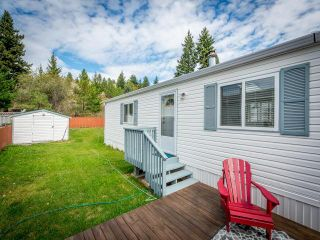 Photo 15: 139 1555 HOWE ROAD in Kamloops: Aberdeen Manufactured Home/Prefab for sale : MLS®# 153543