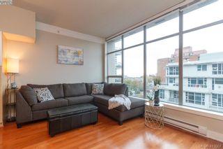 Photo 4: 702 845 Yates St in VICTORIA: Vi Downtown Condo for sale (Victoria)  : MLS®# 827309