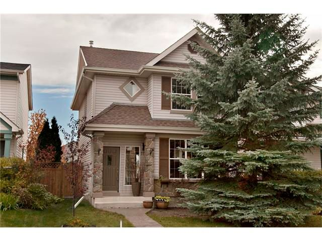 Main Photo: 115 CHAPARRAL RIDGE Way SE in Calgary: Chaparral House for sale : MLS®# C4033795