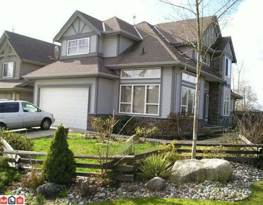 Main Photo: 16448 104 AVENUE in : Fraser Heights House for sale : MLS®# F1004309