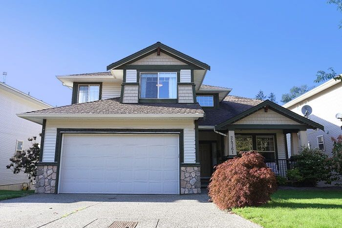 "Main Photo: 24761 MCCLURE Drive in Maple Ridge: Albion House for sale in ""UPLANDS AT MAPLE CREST"" : MLS®# R2002358"