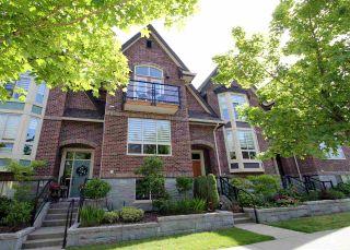 "Photo 1: 5715 MITCHELL Street in Sardis: Vedder S Watson-Promontory Condo for sale in ""Brownstones at Garrison"" : MLS®# R2412748"