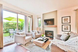 Photo 3: 98 9229 UNIVERSITY Crescent in Burnaby: Simon Fraser Univer. Townhouse for sale (Burnaby North)  : MLS®# R2179204