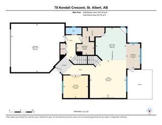 Photo 48: 78 Kendall Crescent: St. Albert House for sale : MLS®# E4240910