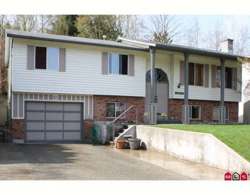 """Main Photo: 34635 DEVON in Abbotsford: Abbotsford East House for sale in """"EAST ABBOTSFORD"""" : MLS®# F2908606"""