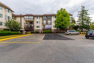 """Photo 2: 213 2414 CHURCH Street in Abbotsford: Abbotsford West Condo for sale in """"Autumn Terrace"""" : MLS®# R2487679"""