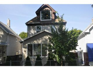 Photo 2: 732 Simcoe Street in WINNIPEG: West End / Wolseley Residential for sale (West Winnipeg)  : MLS®# 1318140