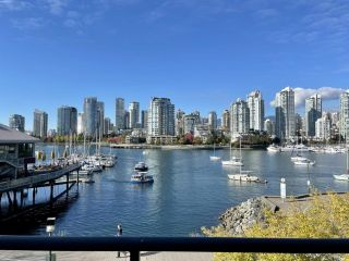"""Main Photo: 316 456 MOBERLY Road in Vancouver: False Creek Condo for sale in """"PACIFIC COVE"""" (Vancouver West)  : MLS®# R2623944"""