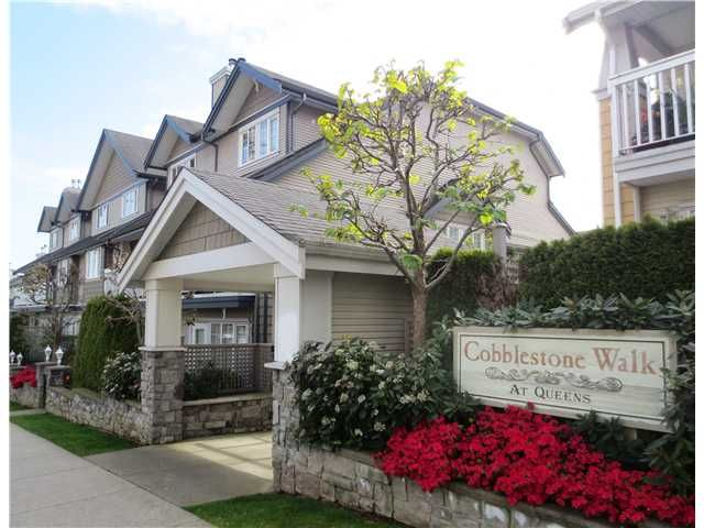 Photo 2: Photos: # 13 240 TENTH ST in New Westminster: Uptown NW Condo for sale : MLS®# V1118355