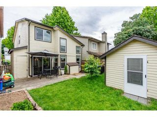 Photo 34: 306 NICHOLAS Crescent in Langley: Aldergrove Langley House for sale : MLS®# R2592965