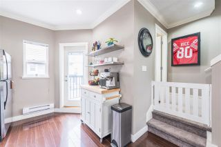 """Photo 9: 47 22788 WESTMINSTER Highway in Richmond: Hamilton RI Townhouse for sale in """"Hamilton Station"""" : MLS®# R2479880"""