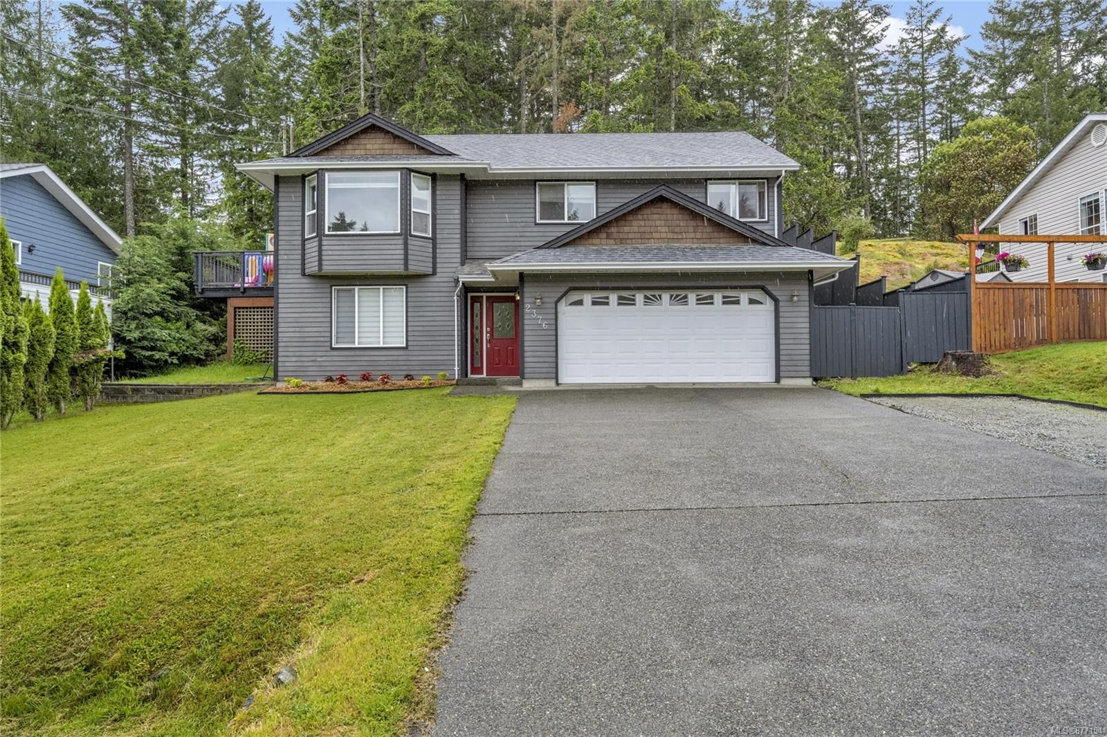Photo 2: Photos: 2376 Terrace Rd in : ML Shawnigan House for sale (Malahat & Area)  : MLS®# 877154