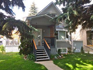 Photo 1: 12410 93 Street NW: Edmonton House for sale : MLS®# E3389267