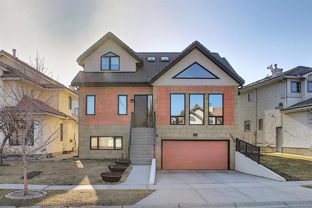 Main Photo: 1980 Sirocco Drive SW in Calgary: Signal Hill Detached for sale : MLS®# A1092008