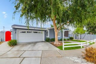 Photo 1: SAN DIEGO House for sale : 3 bedrooms : 4807 Arlene St