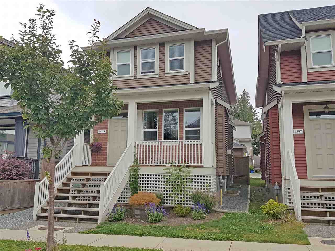 Main Photo: 24179 102A AVENUE in : Albion House for sale : MLS®# R2098552