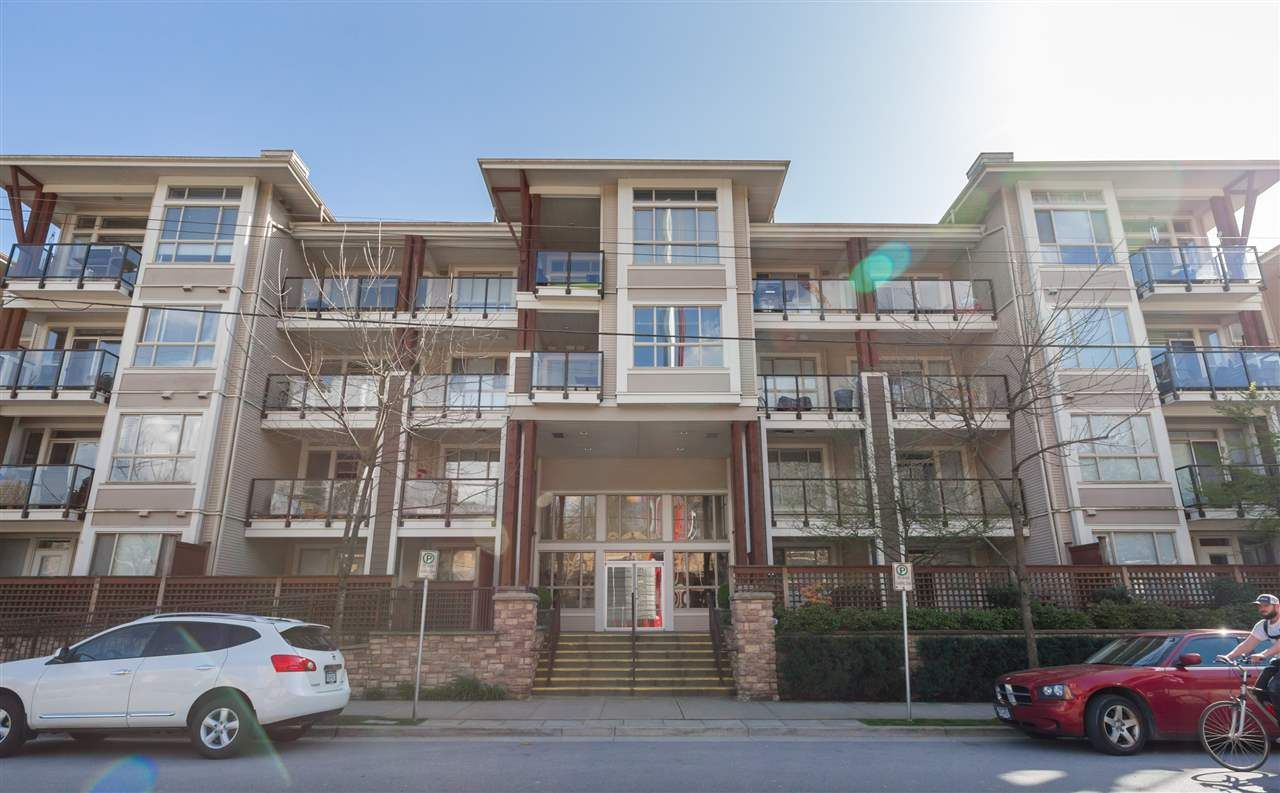 "Main Photo: 317 2484 WILSON Avenue in Port Coquitlam: Central Pt Coquitlam Condo for sale in ""VERDE"" : MLS®# R2182851"