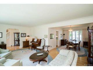 Photo 6: 313 Carpathia Road in WINNIPEG: River Heights / Tuxedo / Linden Woods Residential for sale (South Winnipeg)  : MLS®# 1515096