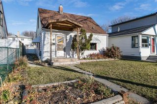 Photo 1: 463 Morley Avenue in Winnipeg: Lord Roberts Residential for sale (1Aw)  : MLS®# 202028057