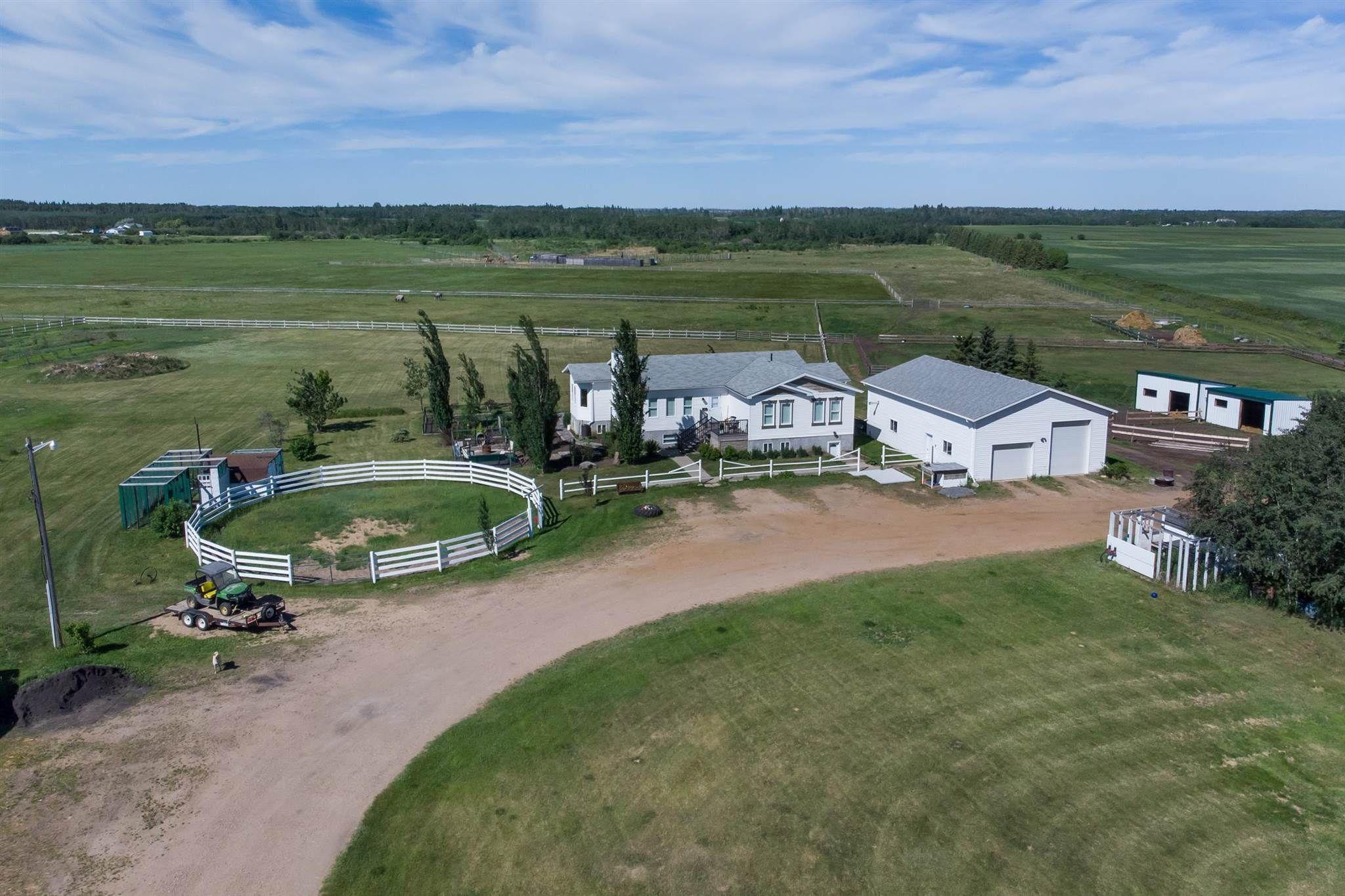 Main Photo: 58016 RR 223: Rural Thorhild County House for sale : MLS®# E4252096