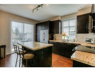"Photo 2: 26 1237 HOLTBY Street in Coquitlam: Burke Mountain Townhouse for sale in ""TATTON"" : MLS®# V1107711"