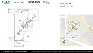 Photo 37: 210 11580 223 STREET in Maple Ridge: West Central Condo for sale : MLS®# R2511216